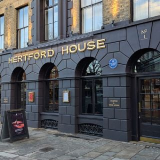A photo of Hertford House restaurant