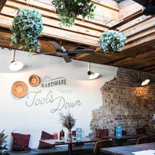 A photo of Bondi Hardware restaurant