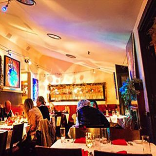 A photo of Port Restaurant & Bar restaurant