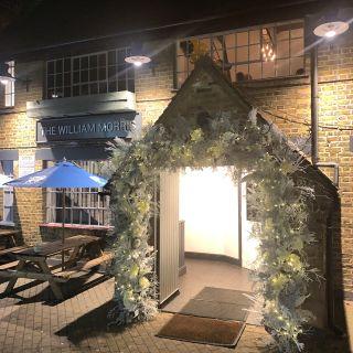 A photo of The William Morris Pub restaurant
