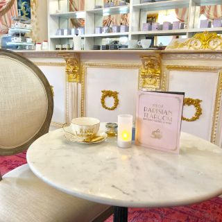 The Parisian Tea Room
