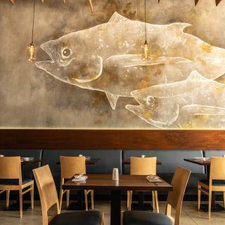 A photo of OMAKAI sushi restaurant