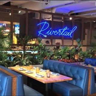 A photo of Rivertail restaurant