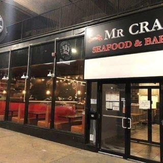 A photo of Mr. Crab Seafood & Bar restaurant