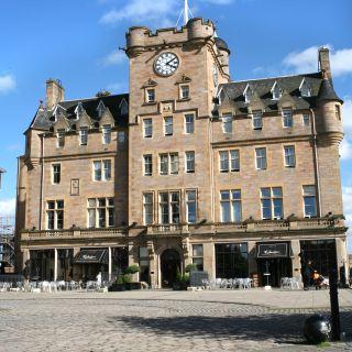 A photo of Malmaison Brasserie - Edinburgh restaurant