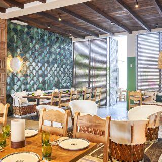 Una foto del restaurante Benno at Hotel San Cristóbal