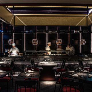 A photo of Aqua Kyoto restaurant