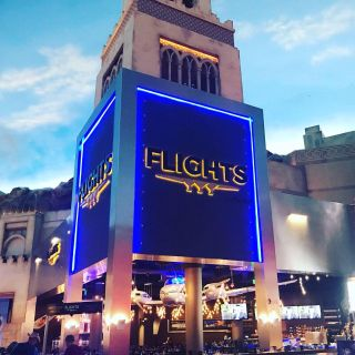 A photo of Flights Restaurant by Alex Hult - Las Vegas restaurant