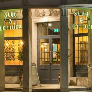Slug & Lettuce - Plymouth