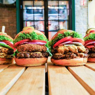 Foto von Jamy´s Burger Ostend Frankfurt Restaurant
