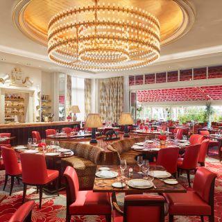 A photo of Los Fuegos – Faena Hotel Miami Beach restaurant