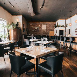 A photo of Hearth Restaurant restaurant