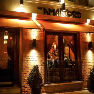A photo of Cafe Amarcord restaurant