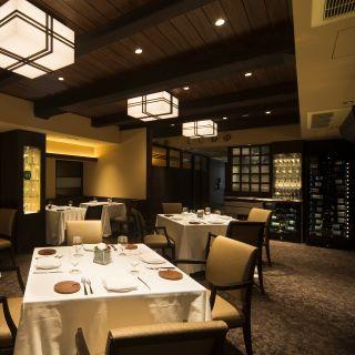 A photo of Arancino KYOTO Hotel Okura restaurant