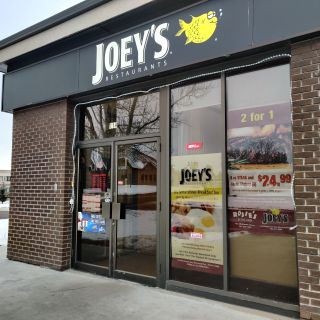 A photo of Joey's Seafood Restaurant Sherwood Park restaurant