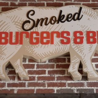 A photo of Smoked Burgers & BBQ restaurant