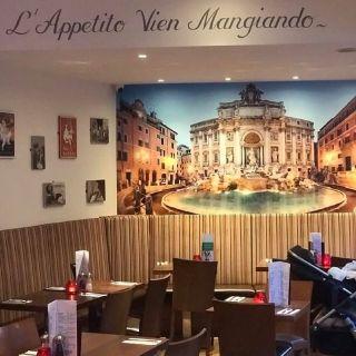 A photo of Trevi Italian afternoon tea restaurant