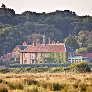 A photo of The Victoria at Holkham restaurant