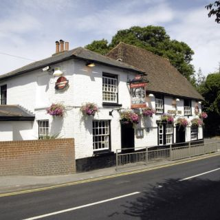 A photo of George Inn restaurant