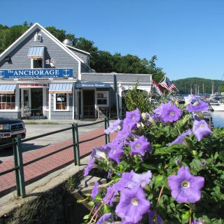 A photo of The Anchorage at Sunapee Harbor restaurant