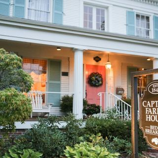 Captain Farris House Tea Roomの写真