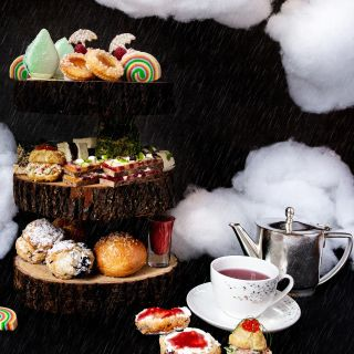 A photo of Themed Afternoon Tea - Fairmont Hotel Vancouver restaurant