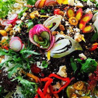 Foto von Ins Blaue Restaurant