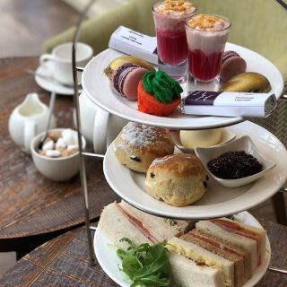 Afternoon Tea at Wroxton House