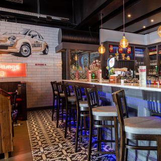 A photo of Carlito's New York Italian restaurant