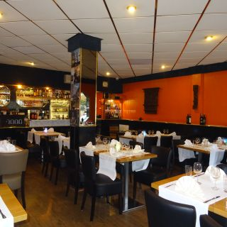 A photo of Mount Everest Tandoori restaurant