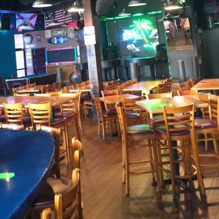 A photo of The Keys Bar & Grille restaurant