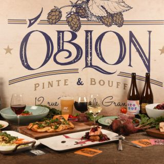 A photo of Restaurant Oblon restaurant
