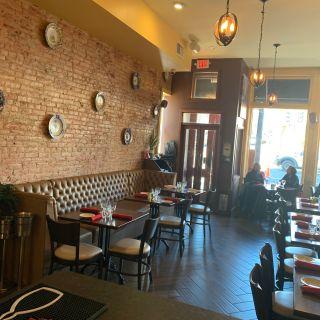 A photo of Angolo Ristorante restaurant