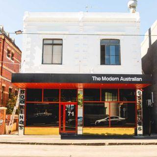 A photo of The Modern Australian restaurant