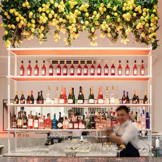 A photo of Da Paolo Dempsey Restaurant & Bar restaurant