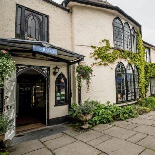 A photo of Lifton Hall Hotel restaurant