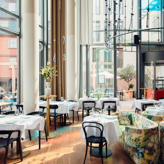 Foto von Badias Schirn Café Restaurant Restaurant