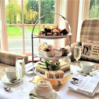 A photo of Afternoon Tea at Carberry Tower Hotel restaurant