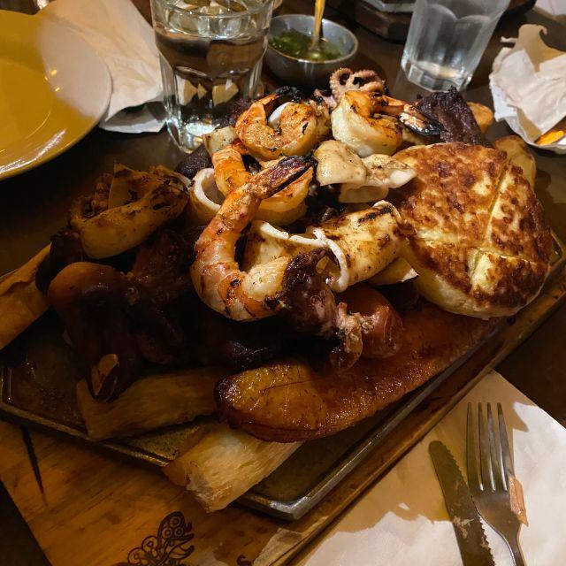 Las Tablas Colombian Steak House Restaurant Chicago Il Opentable