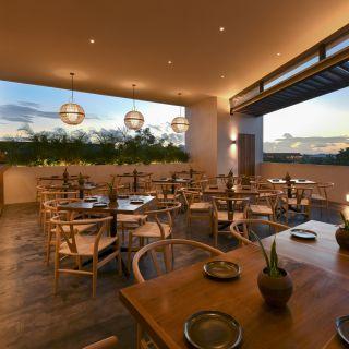 Una foto del restaurante Casa María Pueblo Mexican Grill & Rooftop