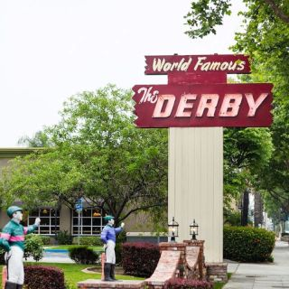 A photo of The Derby restaurant