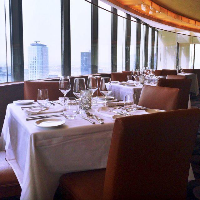 The View Restaurant New York Ny