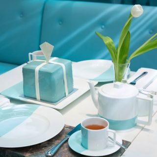 The Tiffany Blue Box Cafe at Harrodsの写真