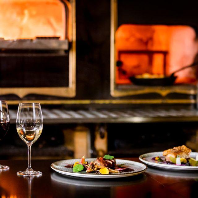 The Fireplace Restaurant Sanctuary Cove Au Qld Opentable