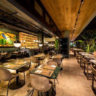 A photo of Orilla Bar & Grill restaurant
