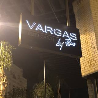 A photo of Vargas Cut & Catch restaurant