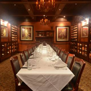 A photo of Charley's Steak House I-DRIVE restaurant