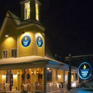 A photo of Torch Lake Cafe restaurant