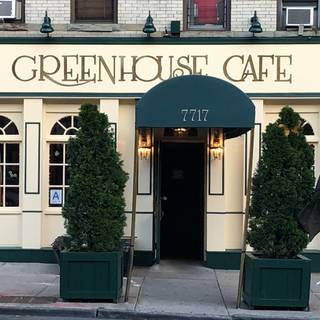 A photo of Greenhouse Cafe restaurant