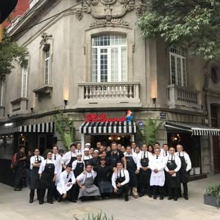 A photo of La Corriente Cevichería Nais - Roma restaurant
